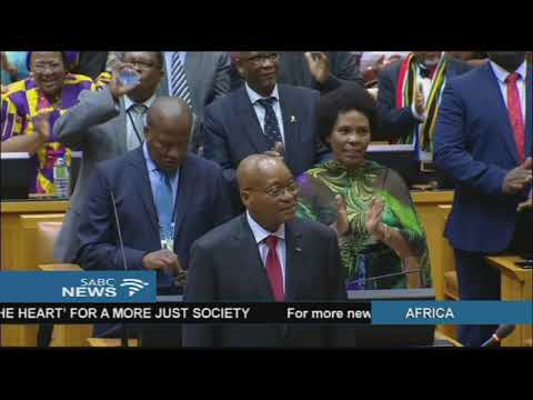 Will President Zuma resign on Wednesday?