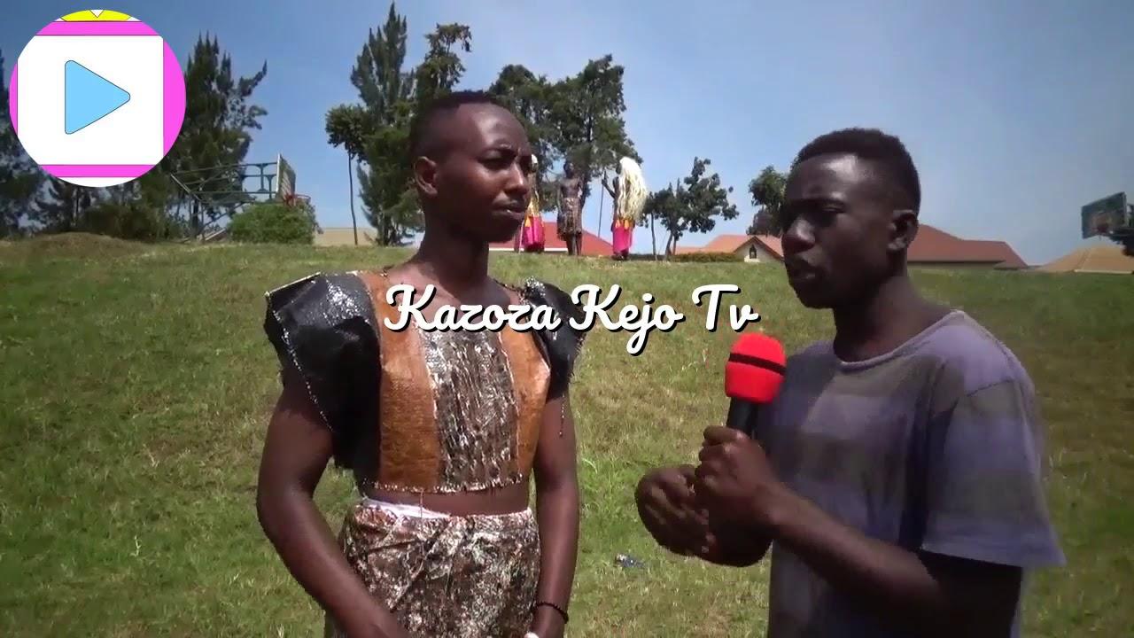 Unviririza Umusore w`Umurindi Atunzwe n`Impano Yiwe Mu Rwanda aravuga uko Indero Y`umwana Iva Hasi