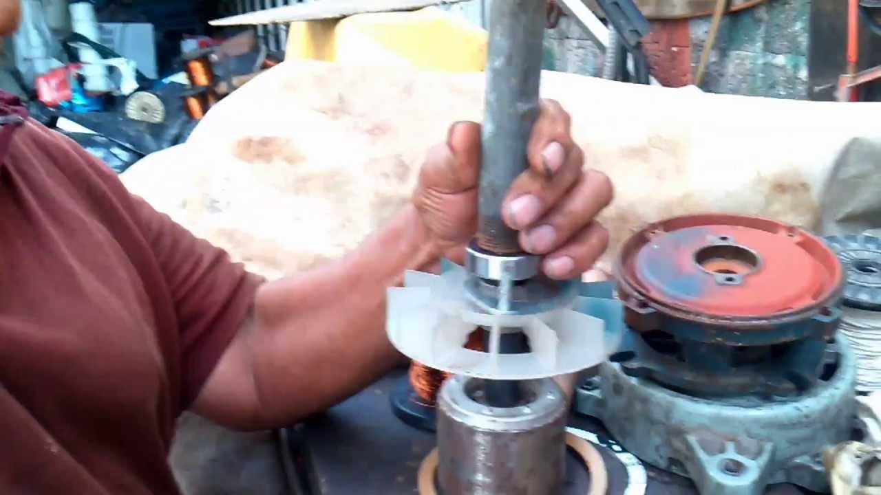 Diagnostico y reparación bomba agua