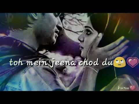Tu Jo Kehde Agar In Female Version WhatsApp Status