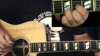 Taylor Swift Speak Now How to play on guitar lesson easy acoustic