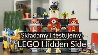 Składamy i testujemy LEGO Hidden Side - klocki wykorzystujące rozszerzoną rzeczywistość