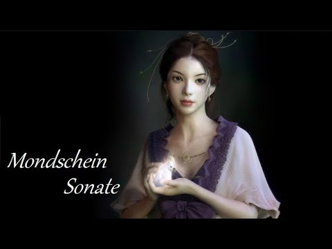 Beethoven  -  Moonlight Sonata   -    ''Mt.  Shasta'' -  Laura Sullivan