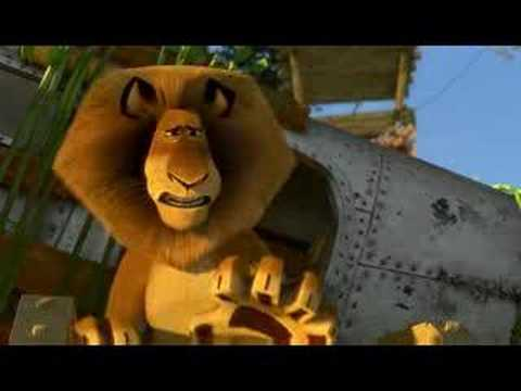 Madagascar - Escape 2 Africa Trailer