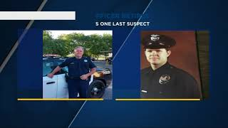 Officer busts suspected car thief one day before retirement