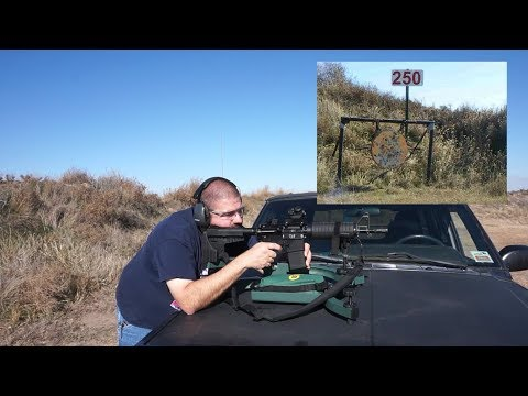 Palmetto State Armory 10.5 inch AR Pistol Range and Accuracy Report
