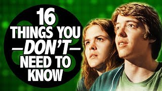 WarGames: 16 Things You Don't Need To Know