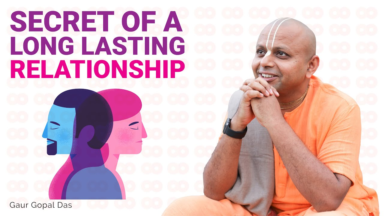 True Altruism can Strengthen Your Relationship by Gaur Gopal Das