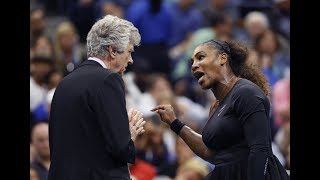 Serena Williams loses game for arguing during US Open loss to Naomi Osaka