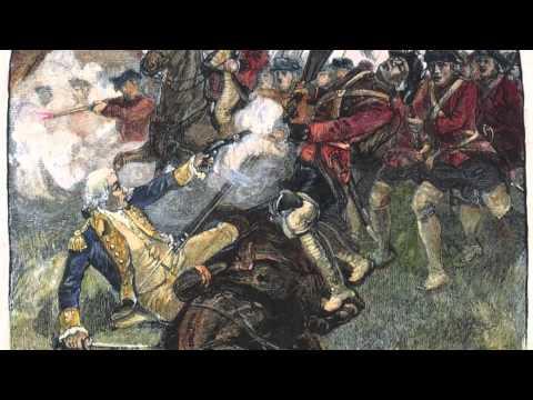 The battle of Saratoga - YouTube