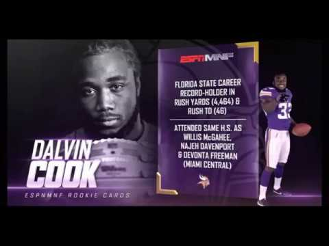 dalvin-cook-has-a-record-breaking-first-game