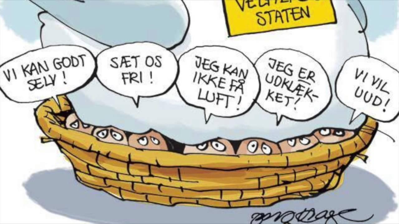 danske velfærdsstat