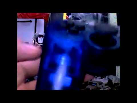 PS3 Dualshock 3 Cosmic Blue Unboxing (Transparent Blue)