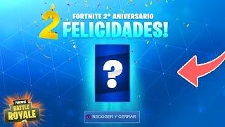 CELEBRATION 2nd BIRTHDAY OF FORTNITE!! ✅🎁 (Free Rewards) *SEASON 9*