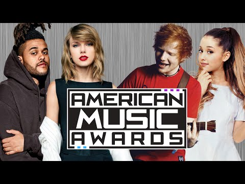 American Music Awards 2015 - Nominees Artist of the Year