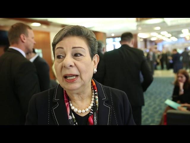 BSF Impressions: Hanan Ashrawi