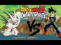 Dragon Ball Z Infinite World- OMGShenron VS Bardock