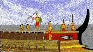 Ancient Greek Warships