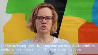 Grève du 12 novembre, raison 1 : la dignité professionnelle