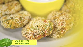 Reteta - Chiftelute de legume