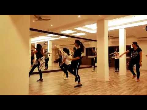 Illegal Weapon | Team Naach Choreography | Impulse Studio Mumbai