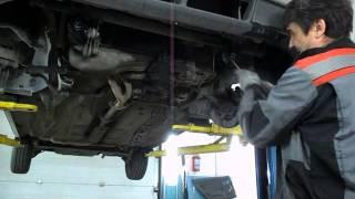 Замена сайлентблоков передней балки на ВАЗ 2111