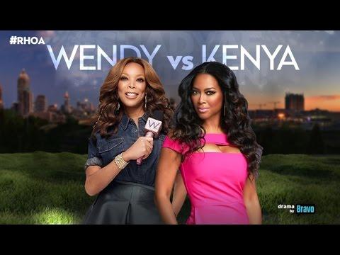 Wendy Williams Slams Real Housewives of Atlanta Season 9 Star Kenya Moore