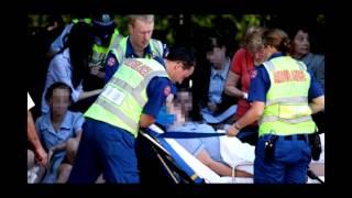 ШОК! Школьный автобус врезался в грузовик в Австралии/School bus crash in truck Australia 29 APRIL(В результате ДТП 14 детей получили травмы различной степени тяжести и были доставлены в больницу, погибших..., 2015-04-29T09:13:37.000Z)