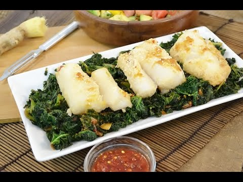 Baked Cod Recipe - Marinated Oven Baked Fish | RadaCutlery.com