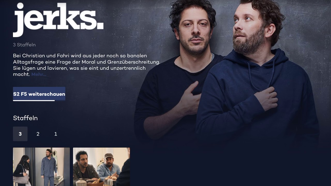 Jerks Staffel 3 Stream