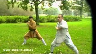 Тренировка кунфу, начальный уровень