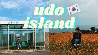 How to Take a Solo Trip to Udo Island, Korea   Jeju Vlog (우도여행)