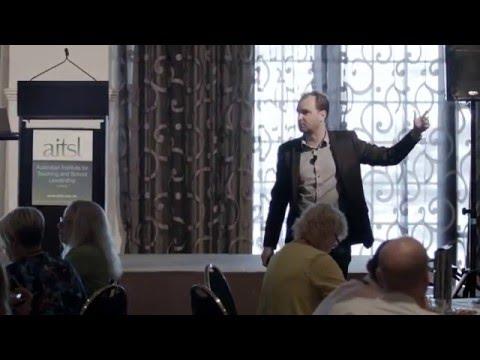 HALT Summit - Leading Behavior Change (Dominic Thurbon)