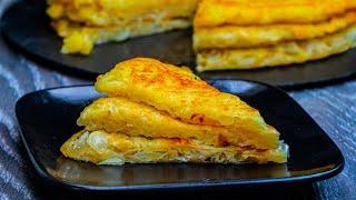 Картофель, лук и яйца - простое блюдо, которое можно готовить на завтрак, обед и ужин| Appetitno.TV