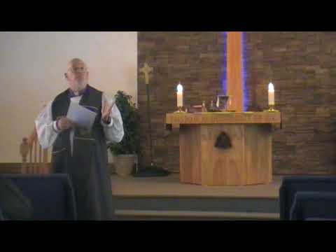 Bishop Bruce Wright March 25, 2018