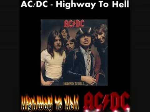 Highway To Hell - AC/DC High Quality (HQ) - YouTube