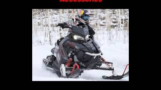 2015 Polaris Snowmobile Accessories for sale.