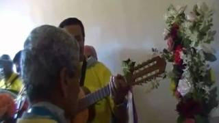 """Folia de Reis Guardinha """"Balbinos"""" Chegada no Almoço - Mococa SP"""