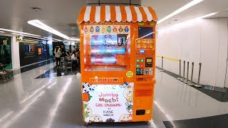 Mochi Ice Cream Machine