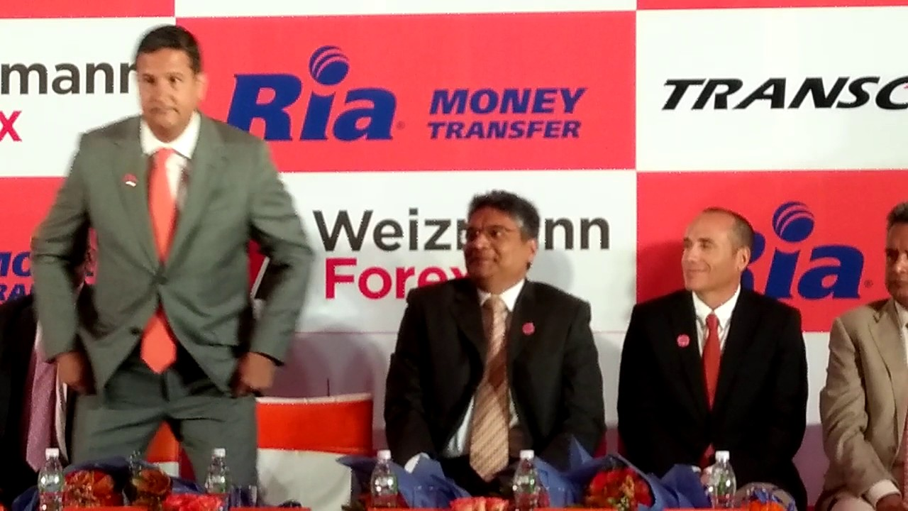 Ria Money Transfer Expands Indian Network By Partnering With Three Leading Agents