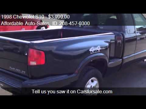 1998 Chevrolet S10  for sale in Post Falls, ID 83854 at Affo