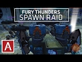 War Robots [WR] - Fury Thunders Spawn Raid