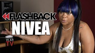 Nivea on Lil Wayne Having Baby w/ Lauren London When She Got Pregnant by Wayne (Flashback)