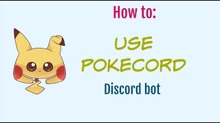 Pokebot Discord