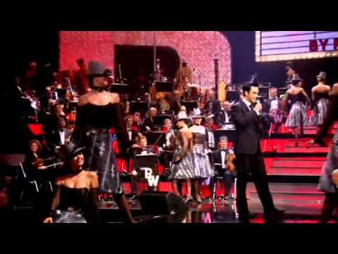 HD Robbie Williams Intro + Have You Met Miss Jones?   at Royal Albert Hall on 10 Oct 2001
