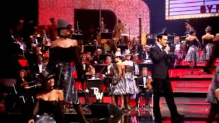 [HD] Robbie Williams [Intro + Have You Met Miss Jones?] - Live at Royal Albert Hall on 10 Oct 2001