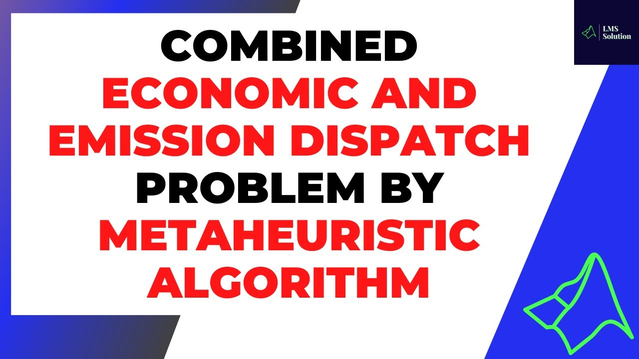 Combined Economic and Emission Dispatch Problem by Meta heuristic algorithm