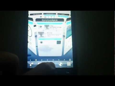 SPB Shell 3D vs Go Launcher on Alcatel OT-995