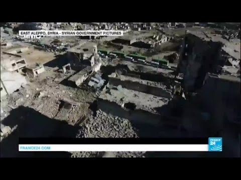 Syria: Russia claims to be working on new peace talks