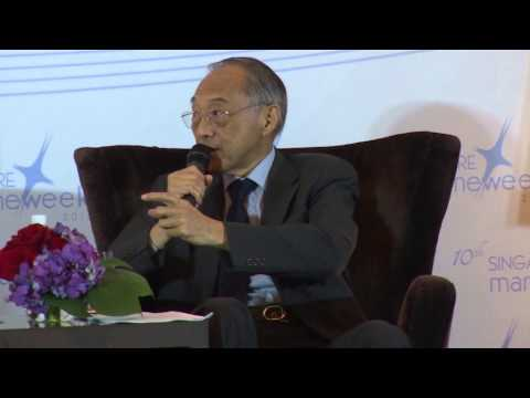 Singapore Maritime Lecture 2015 (4)